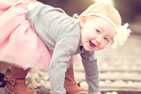 Anna Claire 18 Months | Fall 2013